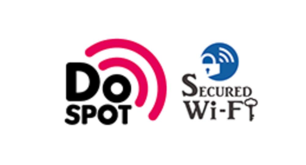 Do SPOTとSECURED Wi-Fi