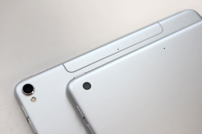 iPad Pro セルラーモデルのデザイン