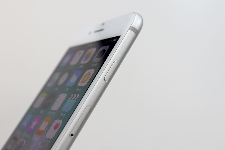 iPhone 7 電源ボタン