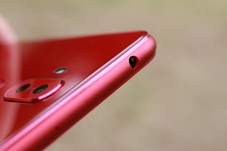 Zenfone 5Q ヘッドフォンジャック