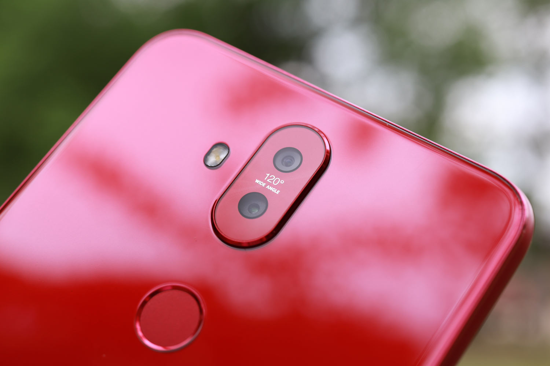 Zenfone 5Q デュアルカメラと指紋認証
